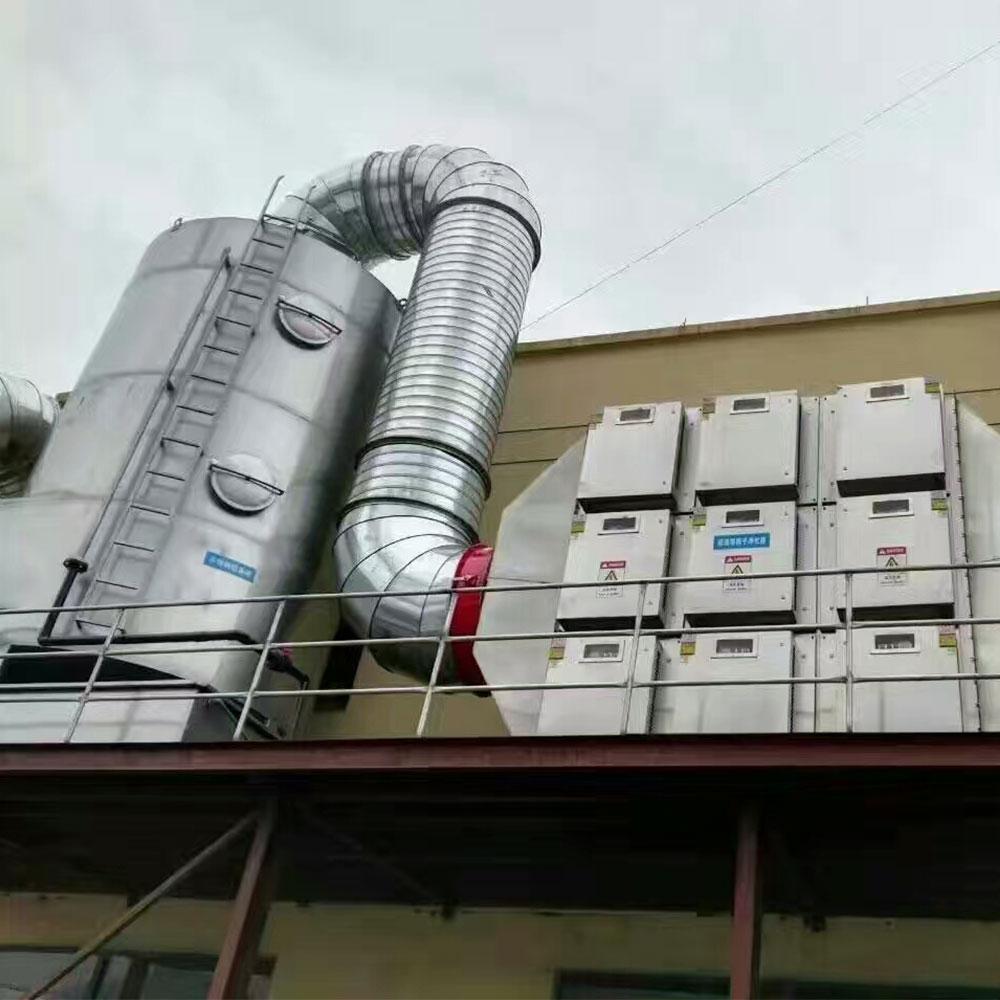 大型等离子废气处理器